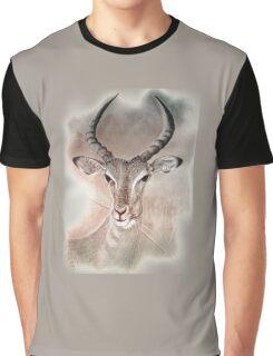Antelope - Wildlife  Graphic T-Shirt