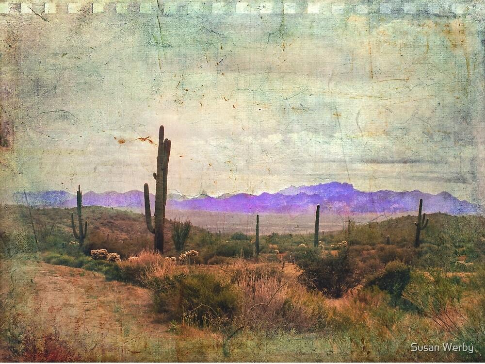 Purple Mountain Majesty by Susan Werby