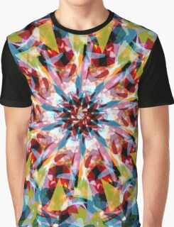 Tangent Abstract  Graphic T-Shirt