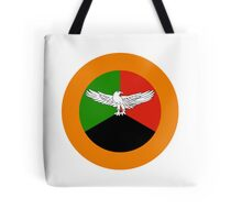 Roundel of the Zambian Air Force  Tote Bag