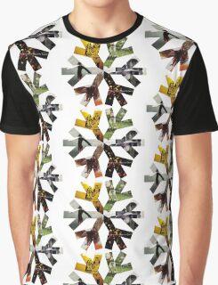 Snow Patrol Snowflake Albums Graphic T-Shirt