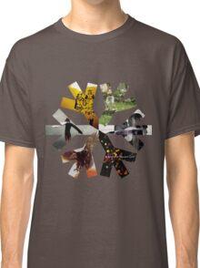 Snow Patrol Snowflake Albums Classic T-Shirt