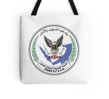 Emblem of the Yemeni Air Force Tote Bag