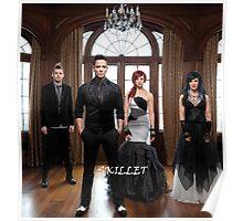 Skillet Band Tour - madun Poster