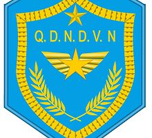 Emblem of the Vietnam People's Air Force by abbeyz71