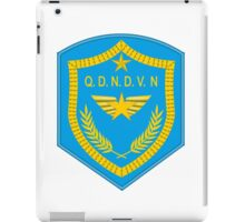 Emblem of the Vietnam People's Air Force iPad Case/Skin