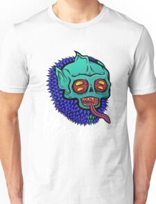 Hang Loose - Trippy Skater Monster T-Shirt/Sticker Unisex T-Shirt