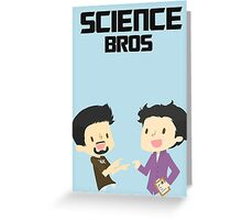 Tony & Bruce Greeting Card