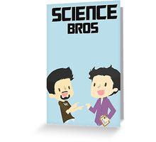 Tony & Bruce Greeting Card