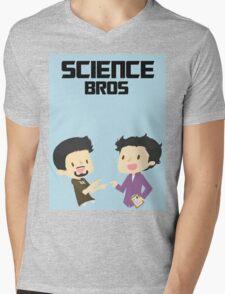 Tony & Bruce Mens V-Neck T-Shirt