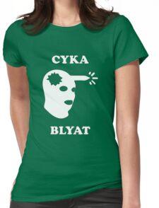 Cyka Blyat (White) T-Shirt