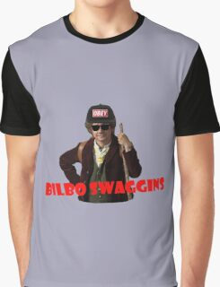 Bilbo-Swaggins Graphic T-Shirt