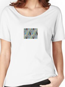 Abstract Pattern #6 Women's Relaxed Fit T-Shirt