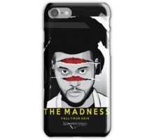 MADNESS FALL TOUR 2015 iPhone Case/Skin