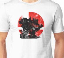 Bowser Smash - Red Unisex T-Shirt
