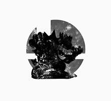 Bowser Smash - Dark Grey Unisex T-Shirt