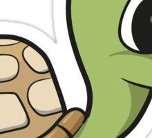 Cute Little Turtle Sticker