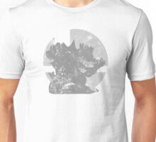 Bowser Smash -  Grey Unisex T-Shirt