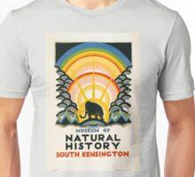 Vintage poster - South Kensington Unisex T-Shirt