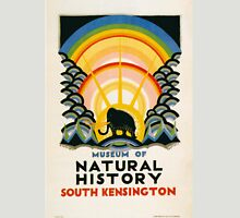 Vintage poster - South Kensington Unisex T-Shirt