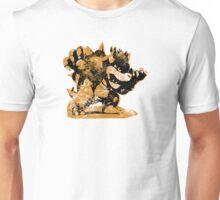 Bowser  -  Yellow Unisex T-Shirt