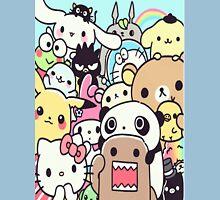 Cute Kawaii Japanese Characters T-Shirt