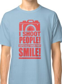 Photographer - I Shoot People Classic T-Shirt