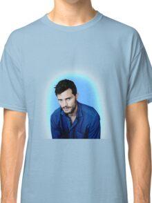 Jamie Dornan - Blue Classic T-Shirt
