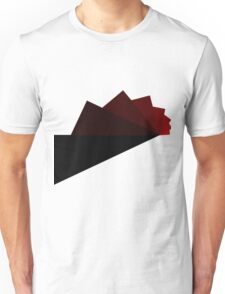 Trig - Red Unisex T-Shirt