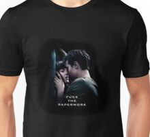 Fuck the Paperwork - Fifty Shades of Grey Unisex T-Shirt