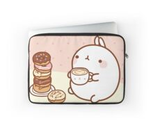 kawaii molang TEA Laptop Sleeve