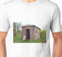 Route 66 - Texola Jail Unisex T-Shirt