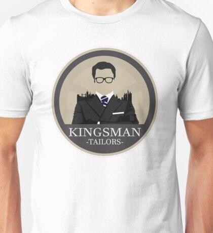 Kingsman Tailor Logo Unisex T-Shirt