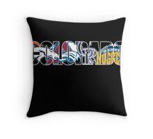 colorado sport teams Throw Pillow