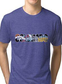 colorado sport teams Tri-blend T-Shirt