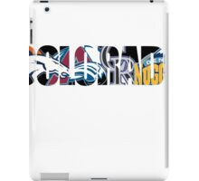 colorado sport teams iPad Case/Skin