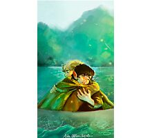 Frodo and Sam Photographic Print