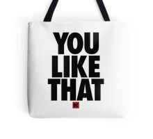 Redskins You Like That Cousins DC Football by AiReal Apparel Tote Bag