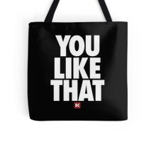 Redskins You Like That Cousins DC by AiReal Apparel Tote Bag