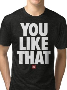 Redskins You Like That Cousins DC by AiReal Apparel Tri-blend T-Shirt