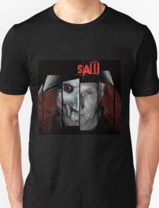 saw jigsaw Unisex T-Shirt