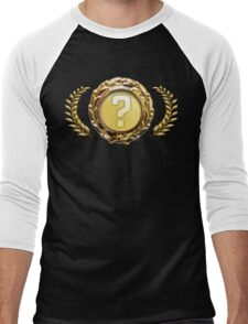 Cool Rare special item!  Men's Baseball ¾ T-Shirt