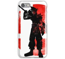 Cloud Strife Smash - Red iPhone Case/Skin