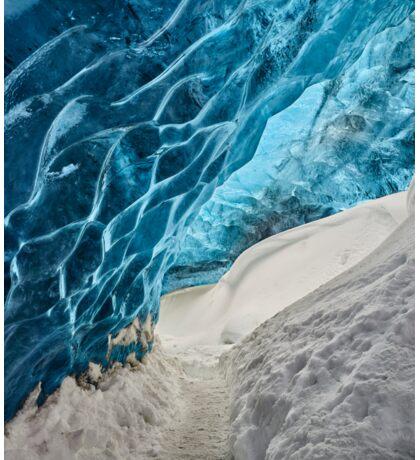 Ice Cave Pathway Sticker
