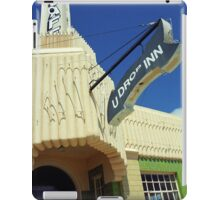 Route 66 - Conoco Tower Station iPad Case/Skin