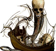 The Skullduggery Of Pirates by Vy Solomatenko