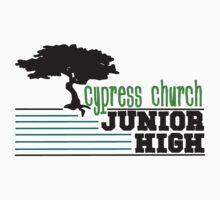 Cypress Church Junior High Kids Tee