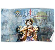 One Piece Poster Poster
