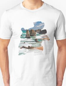 Blastoise used surf T-Shirt