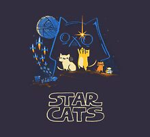 Star Cats - Star War T-shirt T-Shirt